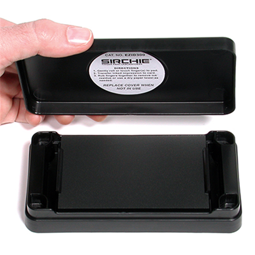 Printmatic Impeccable Ceramic Fingerprint Pad