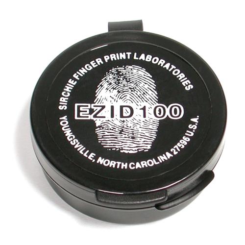 1 5/8'' Diameter Ceramic Pocket Fingerprint Pad