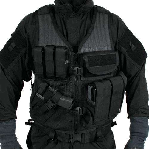 Omega Elite Vest Cross Draw/pistol Mag