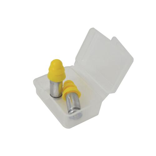 9mm Bullet Casing Ear Plugs