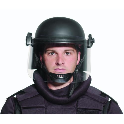 Jcr100 Tacelite Tcm Fiberglass Riot Helmet
