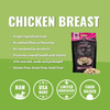 Vital Essentials Chicken Breast Freeze Dried Cat Treats, 1 OZ.