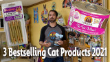 Our 3 most popular cat products of 2021