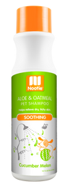 Nootie Cucumber Aloe & Oatmeal Soothing Shampoo, 16 OZ.