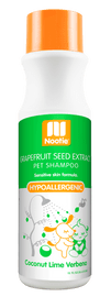 Nootie Coconut Lime Verbena Grapefruit Seed Extract Hyproallergenic Shampoo, 16 OZ.