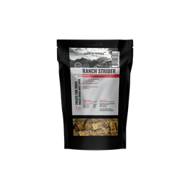 North Winds Premium Ranch Strider Freeze Dried Beef Liver Dog Treats, 3 OZ.