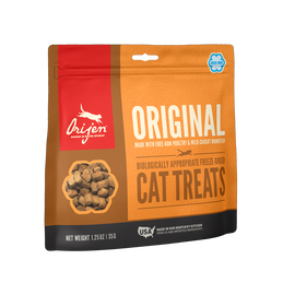 Orijen Original Freeze Dried Cat Treats, 1.25 OZ.