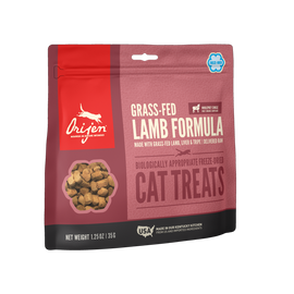 Orijen Grass Fed Lamb Freeze Dried Cat Treats, 1.25 OZ.