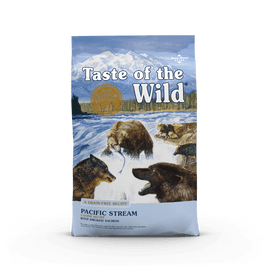 Taste Of The Wild Pacific Stream Canine Recipe with Smoked Salmon Dog Food