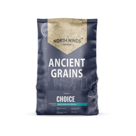 North Winds Premium Ancient Grains Choice with Pork Meal Dog Food