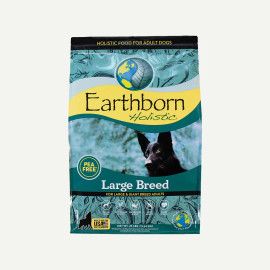 Earthborn Large Breed Dog Food, 25 LB.