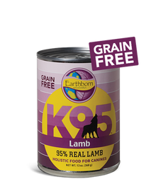 Earthborn K95 Lamb Dog Food 13 OZ., Case of 12