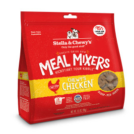 Stella & Chewy's Chewy's Chicken Meal Mixers Dog Food, 18 OZ.