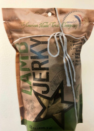 The American Made Treat Company Lamb Jerky Dog Treats, 15 OZ.