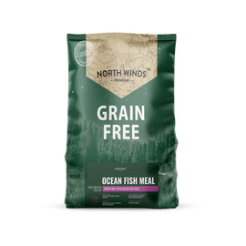 North Winds Premium Grain Free with Ocean Fish Dog Food