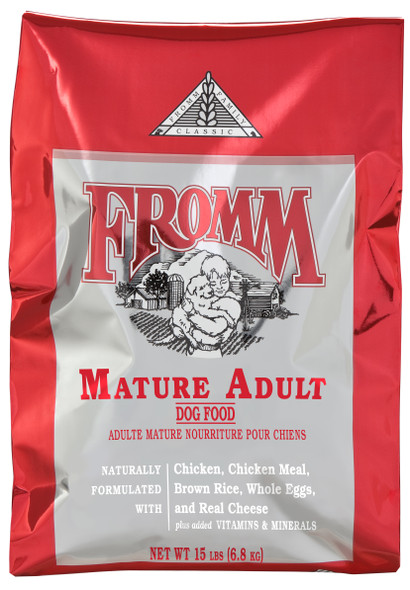 Fromm Classic Mature Adult Dog Food
