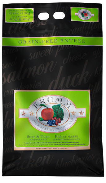 Fromm Four Star Surf & Turf Recipe Cat Food