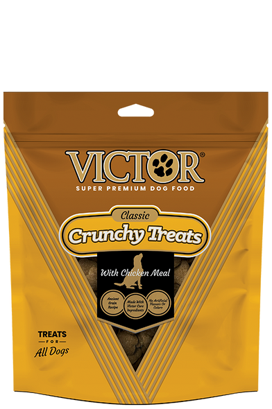 Victor Crunchy With Chicken Meal Dog Treats