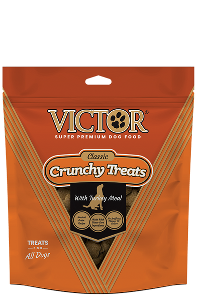 Victor Crunchy With Turkey Meal Dog Treats