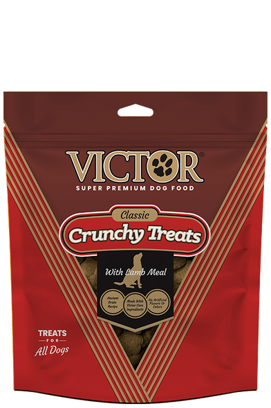 Victor Crunchy With Lamb Meal Dog Treats