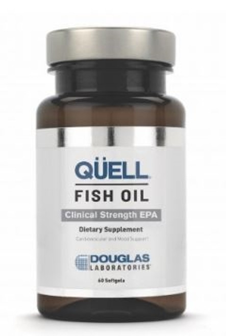 QUELL Fish Oil Clinical Strength EPA