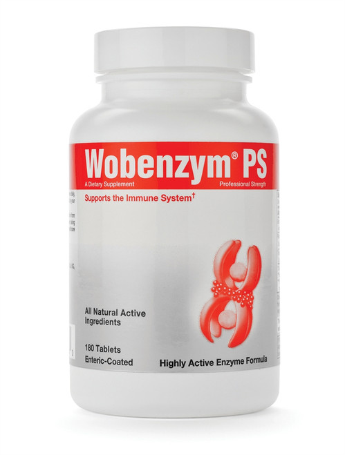 Wobenzym  PS Revised 180s