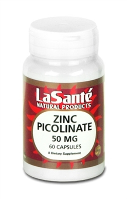 ZINC PICOLINATE 50 MG 60 CAPS
