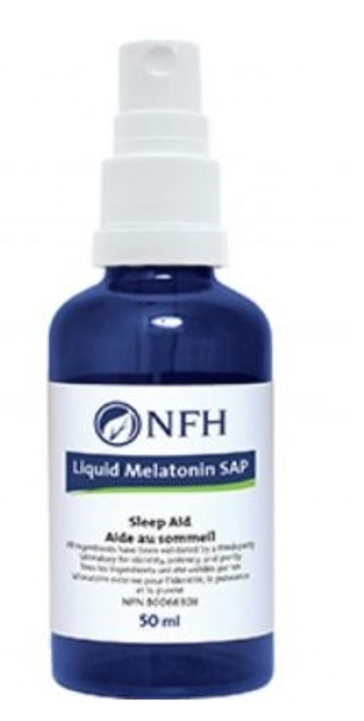 Liquid Melatonin SAP 50 ml
