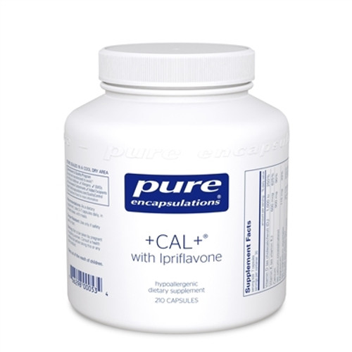 `+CAL+ With Ipriflavone 210's