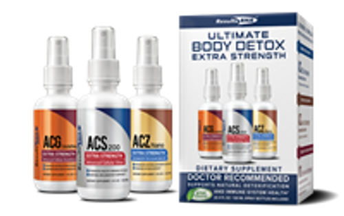 Ultimate Body Detox 4 oz