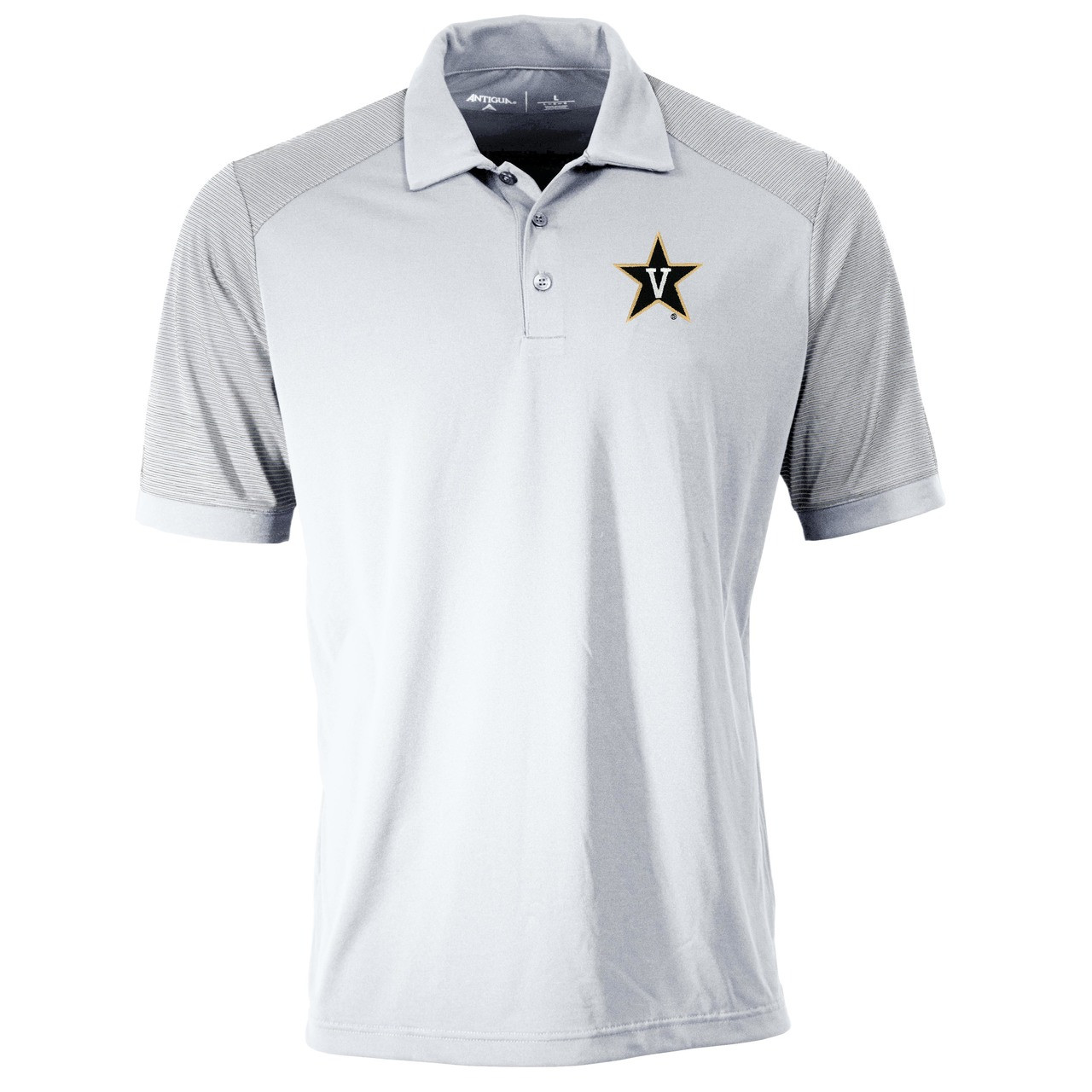 d9af37b5 Vanderbilt Men's Antigua Engage Polo - Nashville Predators Locker Room