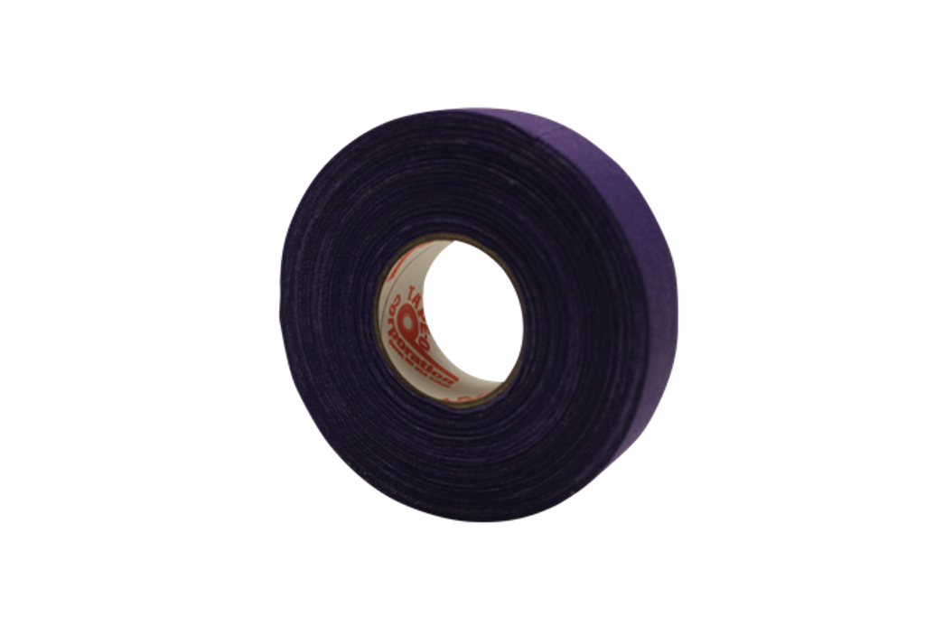 Purple Cloth Hockey Tape - Bison Hockey Sticks