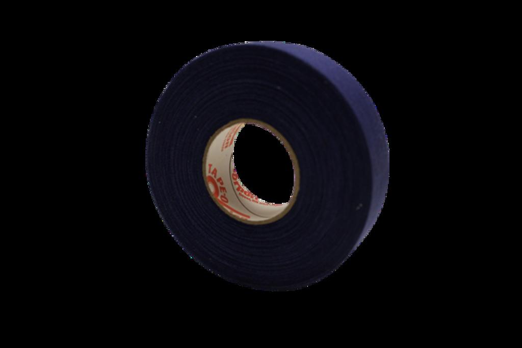 Blue Cloth Hockey Tape - Bison Hockey Sticks