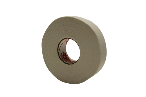 White Cloth Tape - Bison Hockey Sticks