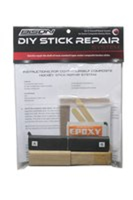 Hockey Stick Repair Kit - fix it yourself!