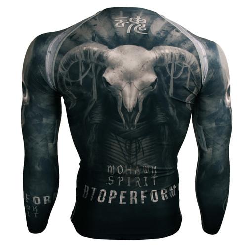 BTOPERFORM Compression Skin Tight Base layer Rash guard MMA Training FX-112