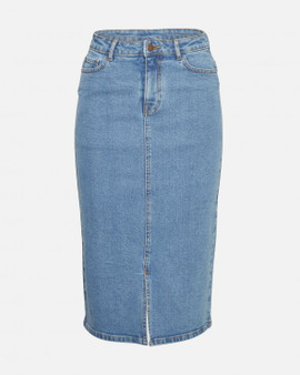 Moss Copenhagen MSCH Calissa Denim Skirt