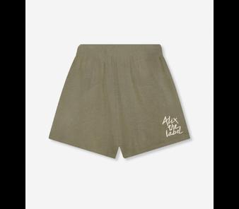 Alix The Label Print Shorts