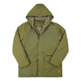 Storm Parka Jacket Military Olive