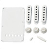 Original Fender Strat Accessory Kit - White