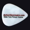 Guitar Electronics Einstein Logo Guitar Pick-Medium Gauge .88mm
