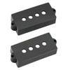 Fender Pecision Bass Pickup Cover Set