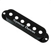 Seymour Duncan Single Coil Pickup Cover-Black with Logo