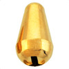 Strat Style USA Lever Switch Tip-Gold