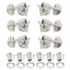 Grover Rotomatic 3x3 Guitar Tuning Keys-Chrome
