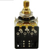 CTS 500K Audio Taper Pot w/ Push/Pull Switch-Front
