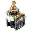 CTS 250K Audio Taper Pot w/ Push/Pull Switch