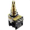 CTS 500K Audio Taper Pot w/ Push/Pull Switch-Long Shaft-side