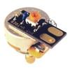 CTS 500K Pro Guitar Pot w/ Variable Treble Bleed Circuit