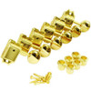 Gotoh Kluson Style 6 In-line Vintage Tuners-Gold